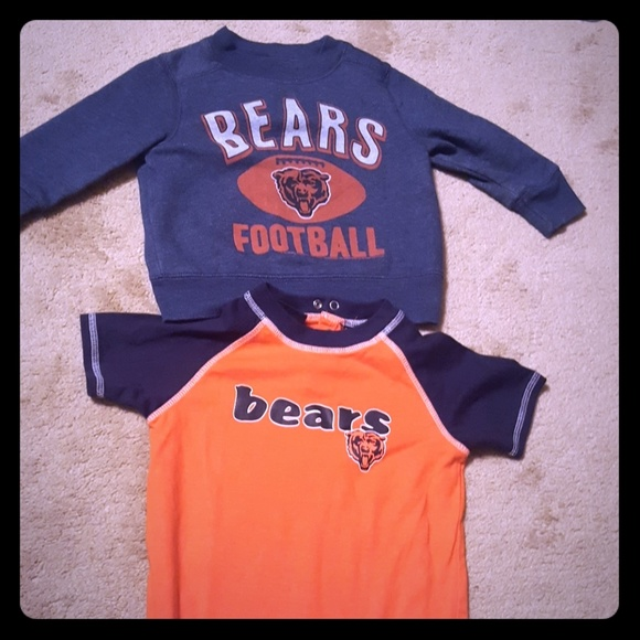 1d9fc3e1c NFL Shirts & Tops | Kids Chicago Bears Apparel 1824 Months | Poshmark